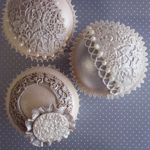 Katy Sue Mould - Vintage Rose