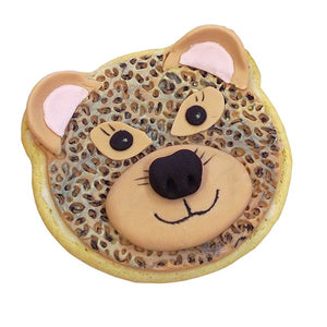 Katy Sue Mould - Leopard Print
