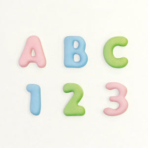 Katy Sue Mould - Domed Alphabet Mini