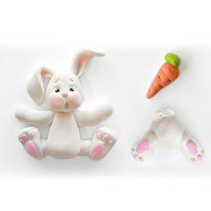 Katy Sue Mould - Sugar Buttons Rabbit