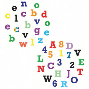 FMM Alphabet Lower Case Tappit Set