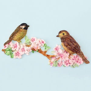Katy Sue Mould - Blossom & Birds