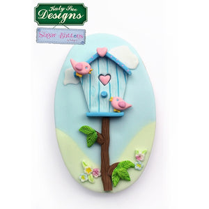 Katy Sue Mould - Sugar Buttons Birdhouse