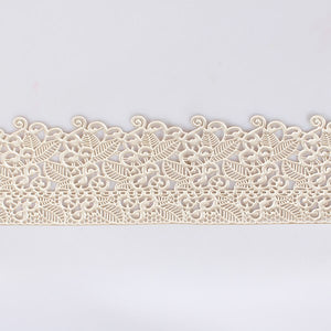 Edible Cake Lace - Floral Pearl