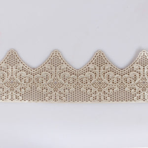 Edible Cake Lace - Art Deco Pearl