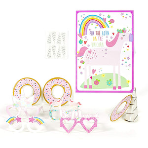 I believe in Unicorns Party Games Kit