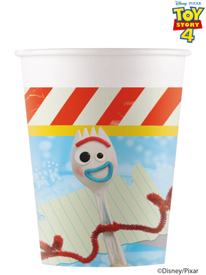 Toy Story 4 Cups  - 8 PK