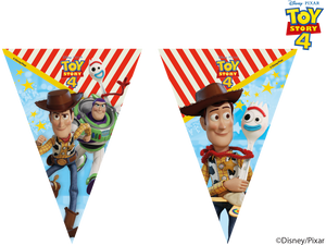 Toy Story 4 Party Banner