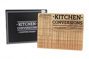 Kitchen Conversions' Chopping Board