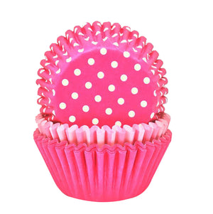 Perfectly Pink Cupcake Cases in Rip-Top CDU