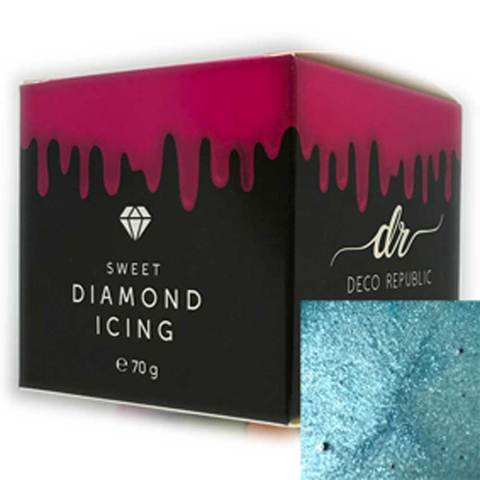 Sweet Diamond Icing - Blue