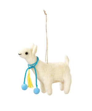 Fiestive Llama Tree Decoration