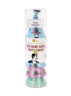 High Jinks Mini Party Hats & Game