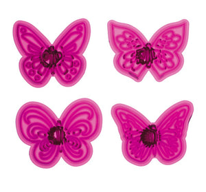 Butterfly Cutter 4 Piece Set