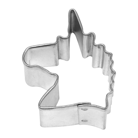 Mini Unicorn Cookie Cutter Tin-Plated
