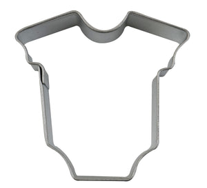 Mini Babygrow Cookie Cutter Tin-Plated