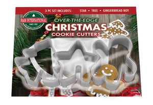 Christmas Mini Over-Mug Cookie Cutter Set