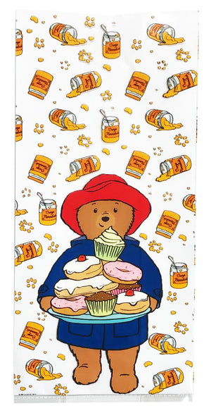 Paddington Bear™ Cello Bags with Twist Ties