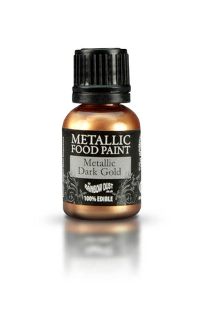 Metallic Paint - Dark Gold