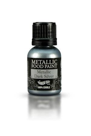Metallic Paint - Dark Silver