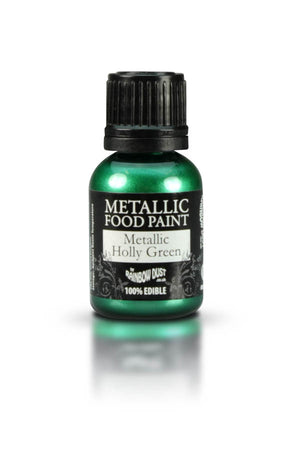Metallic Paint - Holly Green