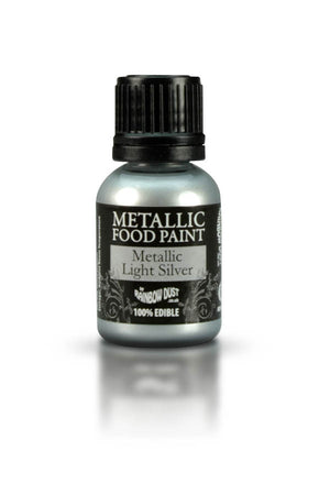 Metallic Paint - Light Silver