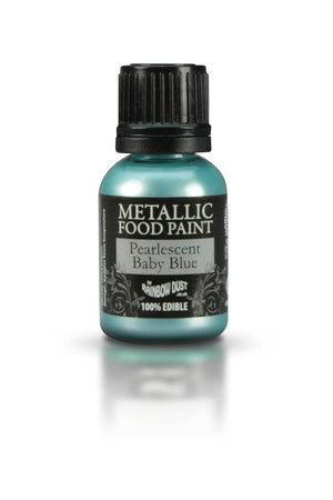 Metallic Paint - Pearlescent Baby Blue