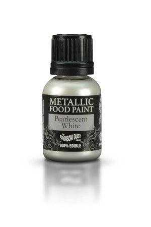 Metallic Paint - Pearlescent White
