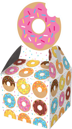 Doughnut Time Favour Boxes