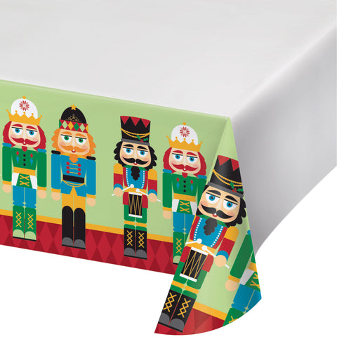 Nutcracker 37 x 259cm Plastic Tablecover