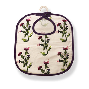 Thistle Peg Bag