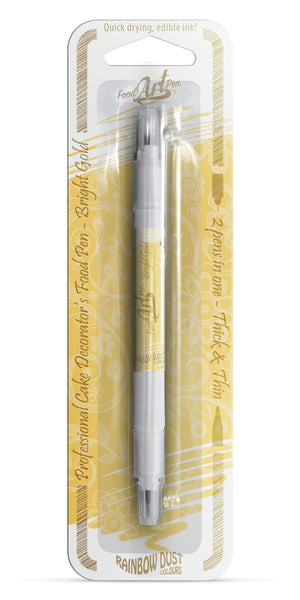 Food Art Pen - Bright Gold