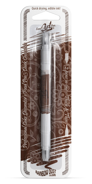 Food Art Pen - Dark Chocolate