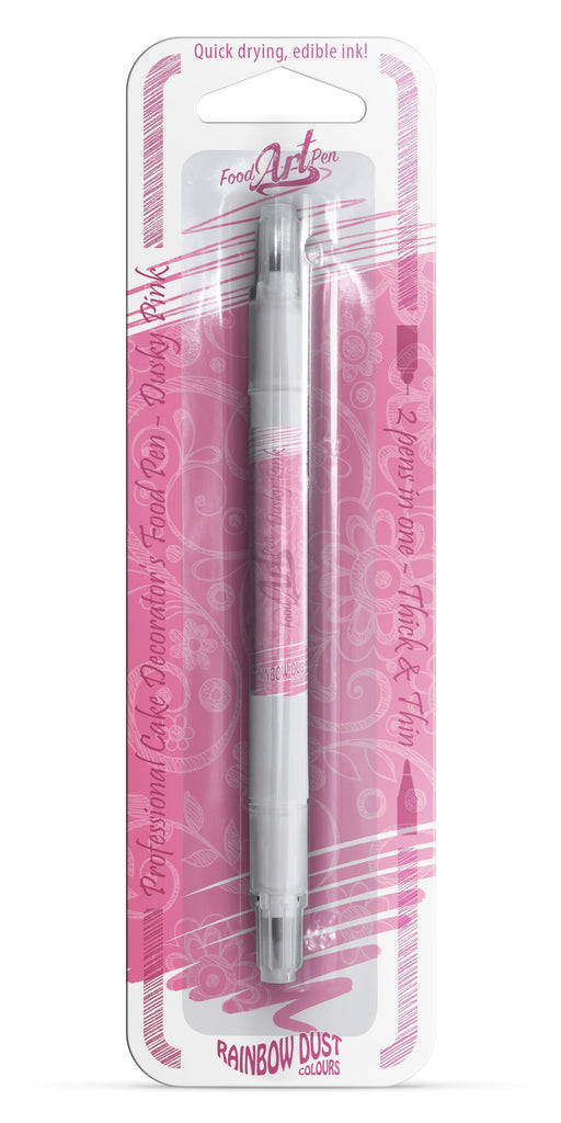 Food Art Pen - Dusky Pink