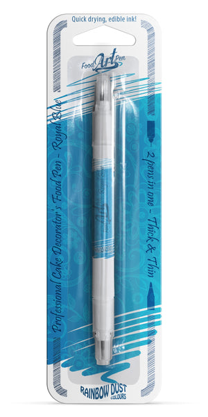 Food Art Pen - Royal Blue