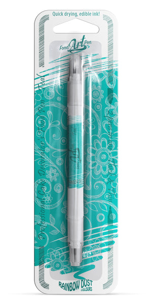 Food Art Pen - Teal