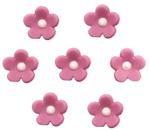 Blossom Sugarcraft Toppers Pink
