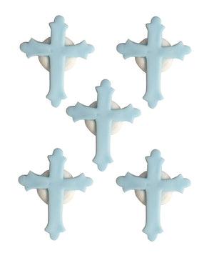 Cross Sugarcraft Toppers Blue