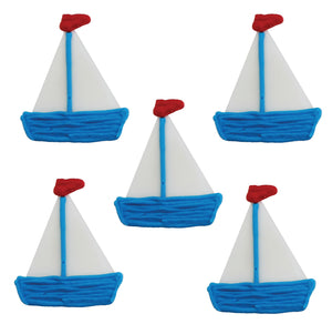 Boat Sugarcraft Toppers