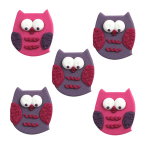 Owl Pal Sugarcraft Toppers