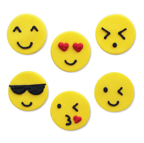 Emojions Sugarcraft Toppers