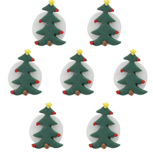 Christmas Tree Toppers - 7 Pack