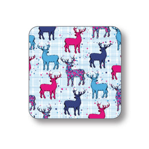 Scott Inness Stag Coaster