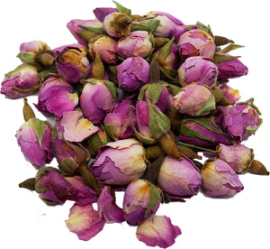 Uncle Roy's Small Pink Rose Buds