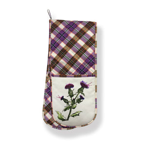 Wild Thistle Double Oven Glove