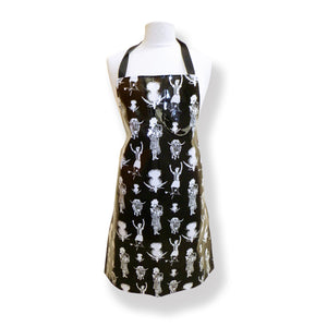 Scottish Icons PVC Apron