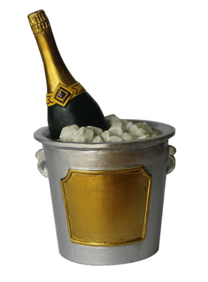 Champers Ice Bucket Resin Cake Toppers