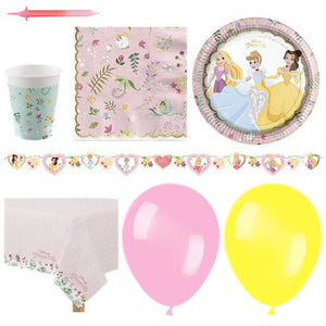 Disney True Princess Party Pack - Deluxe Pack for 16 Guests