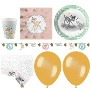 Bambi Cutie Party Pack - Deluxe Pack for 16 Guests