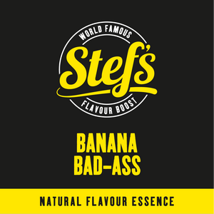 Banana Bad-Ass - Natural Banana Essence